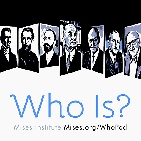Who Is? Podcast