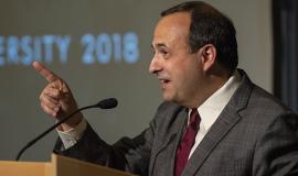 Tom Woods at Mises University 2018