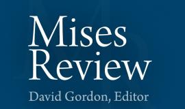 The Mises Review