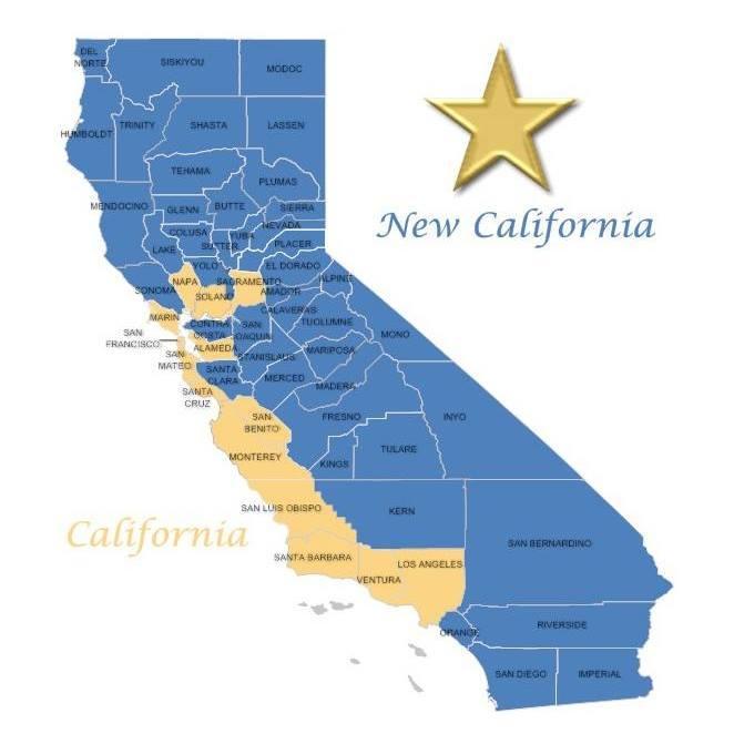 New California\