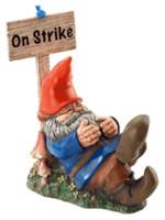 Gnome On Strike