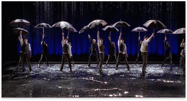 Glee Rain