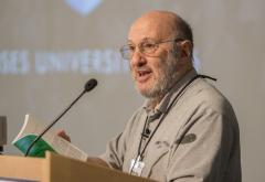 Walter Block at Mises University