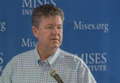 Mark Thornton at Mises University