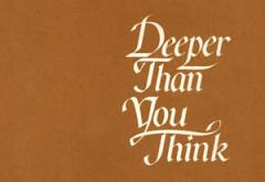 Deeper Than You Think by Leonard Read