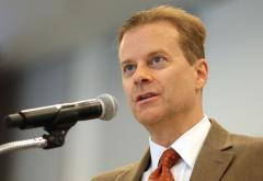 Jeff Deist in Lake Jackson, Texas.
