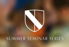 Summer Seminar Series 2018