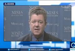 Mark Thornton on PressTV