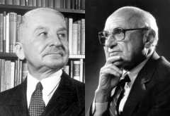 Mises and Friedman