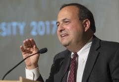 Tom Woods at Mises University 2017