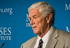 John Denson at the 2018 Mises Supporters Summit