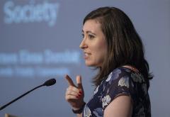 Carmen Dorobăț at Mises University 2018