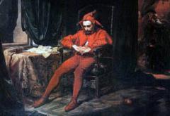 Stanczyk by Jan Matejko (1838–1893)