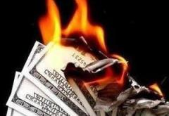 Daily money on fire