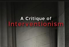 A Critique of Interventionism by Mises