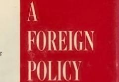 A Foreign Policy For Americans by Robert Taft