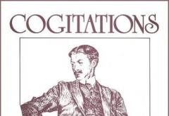 Cogitations from Albert Jay Nock