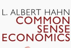 Common Sense Economics by Hahn