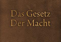 Das Gesetz Der Macht by Friedrich von Wieser