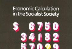 Economic Calculation in the Socialist Society by Trygve J.B. Hoff
