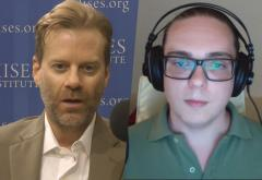 Jeff Deist and Martin Erikkson