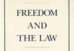 Freedom and the Law by Leoni
