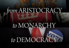 From Aristocracy to Monarchy to Democracy by Hans-Hermann Hoppe