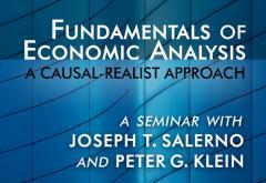 Fundamentals of Economic Analysis