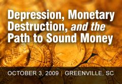Greenville Mises Circle 2009