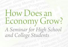 How Does an Economy Grow?