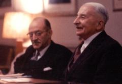 Henry Hazlitt and Ludwig von Mises