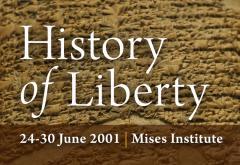 History of Liberty Seminar 2001