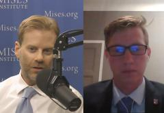 Jeff Deist and Louis Rouanet