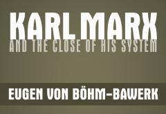 Karl Marx by Eugen von Böhm-Bawerk