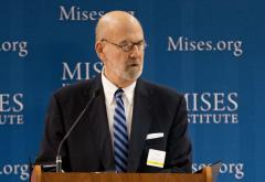Lew Rockwell at the Houston Mises Circle
