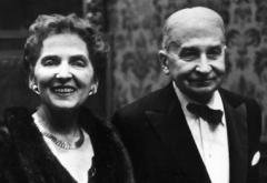 Margit and Ludwig von Mises