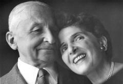 Margit and Ludwig von Mises