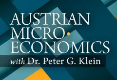 Austrian Microeconomics