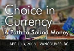 Mises Circle Vancouver 2008