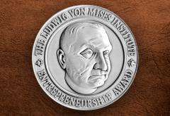 Mises Institute Entrepreneurship Award Medal