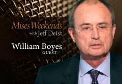 William J. Boyes on Mises Weekends