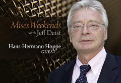 Hans-Hermann Hoppe on Mises Weekends