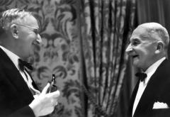 F. A. Hayek and Ludwig von Mises