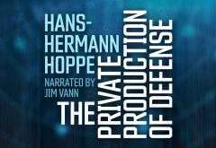 Hans Hoppe Private Production of Defense