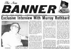 Rothbard Interview in New Banner