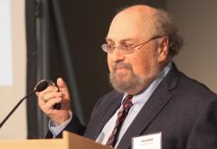 Paul Rubin at AERC 2017.