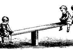 Seesaw tilt