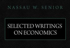 Selected Writings on Economics by Nassau Senior