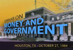 Seminar on Money and Government 1984