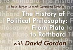 The History of Political Philosophy